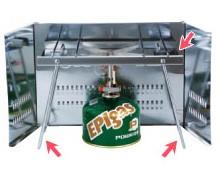 EPIgas ポットスタンド A-6602