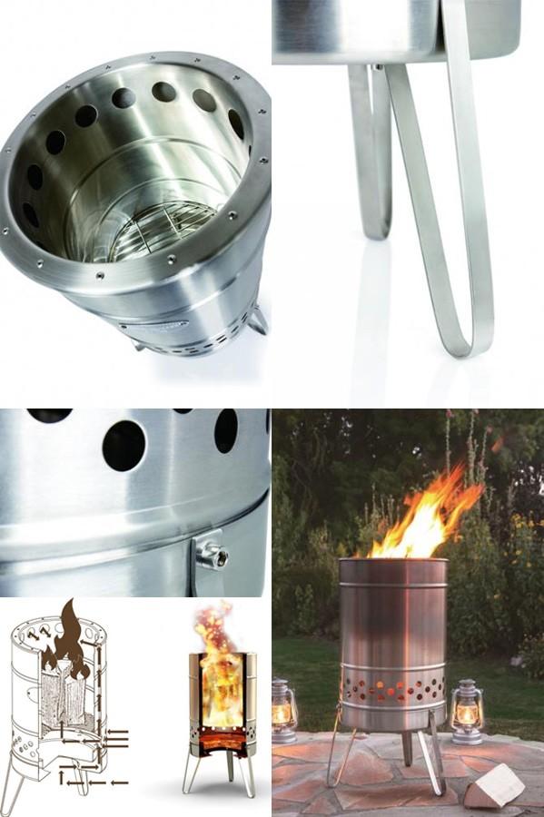 フュアハンド 焚き火台 パイロン 12845