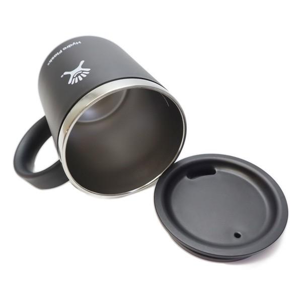 ハイドロフラスク HydroFlask 12 oz コーヒーマグ ブラック 5089231