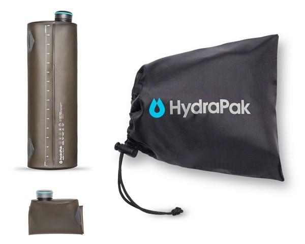 ハイドラパック Hydrapak シーカー 3L マンモスグレー A813M