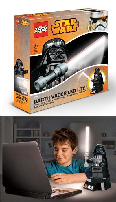 レゴ LEGO ダースベイダーデスクランプ 37242