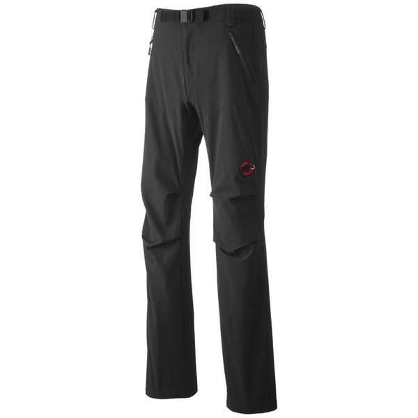 マムート SOFtech TREKKERS Pants Women ブラック 1020-09770-0001