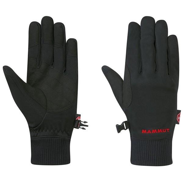 マムート 手袋 Astro Glove メンズ ブラック 1090-04720-0001