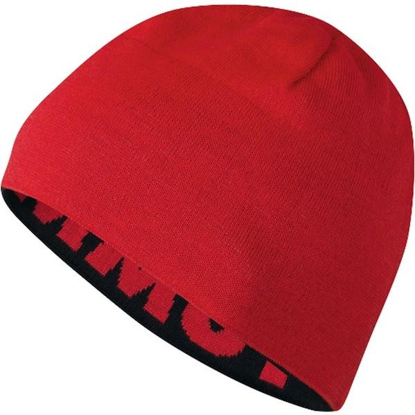 マムート ニット帽子 MAMMUT マムート ロゴ ビーニー Mammut Logo Beanie black-inferno 1090-04890-0575