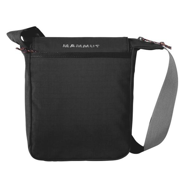 マムート Shoulder Bag Square ショルダーバッグ スクエア 4L ブラック 2520-00560-0001