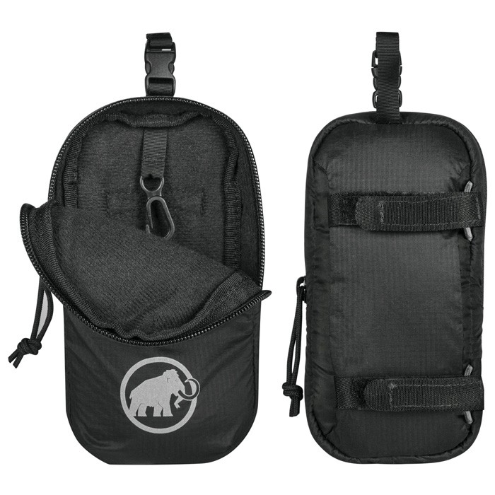 マムート MAMMUT Add-on Shoulder Harness Pocketブラック 2530-00160-0001