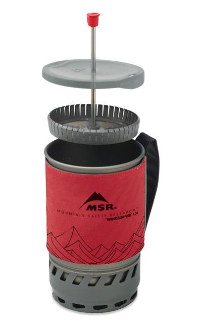 MSR ウィンドバーナーコーヒープレスキット 36003
