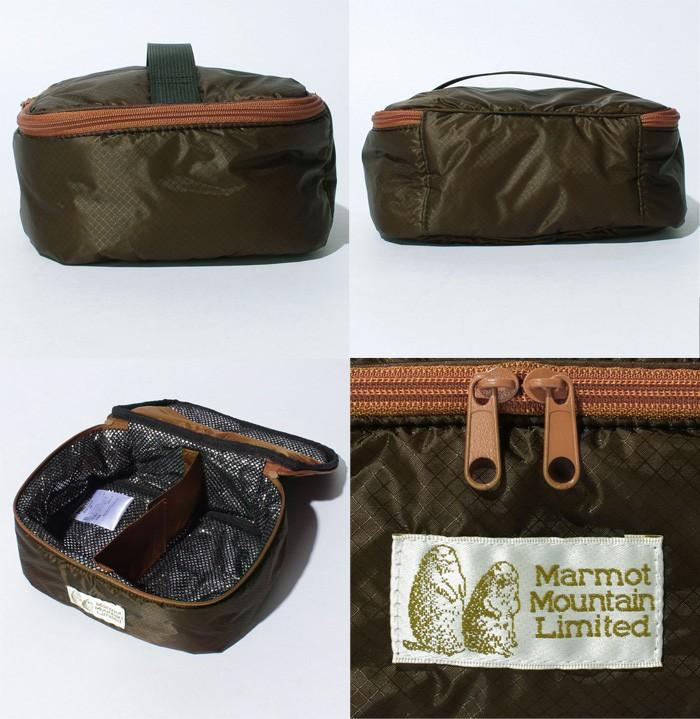 マーモット Marmot ティーブレイクツールバック カーキ MJB-F6480