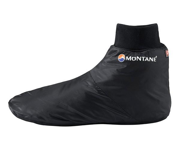 モンテイン MONTANE ファイヤーボールフーティー ブラック GAFIFOH