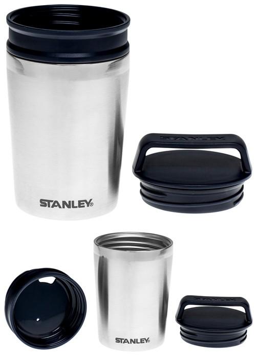 スタンレー STANLEY 真空マグ 0.23L シルバー 02887-006