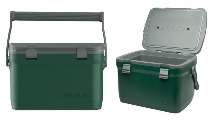 スタンレー STANLEY クーラーボックス 15.1L グリーン 01623-095