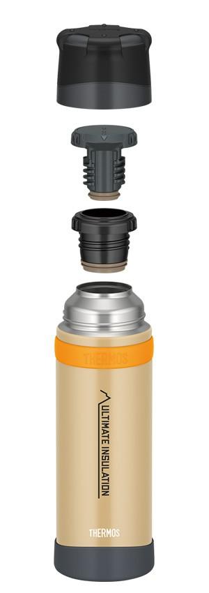 サーモス ステンレスボトル FFX-501