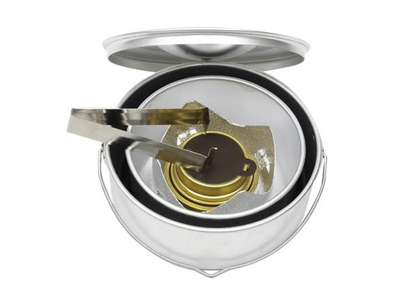 トランギア trangia 1.0L ビリーコッヘル TR-612410