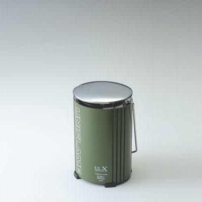 ユニフレーム 限定品 フォールディングガスランタン UL-X カーキ 620267