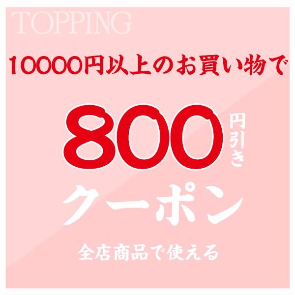 10000円以上のお買い物で800円引きクーポン