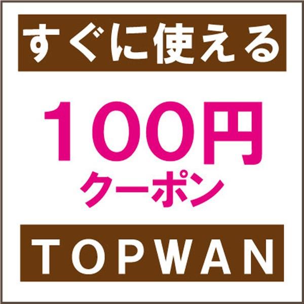 TOPWANで使える100円クーポン