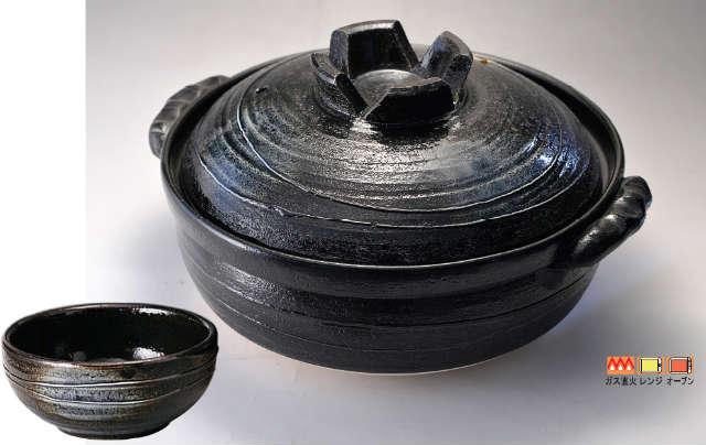 国産土鍋,萬古焼,伊賀焼,信楽焼