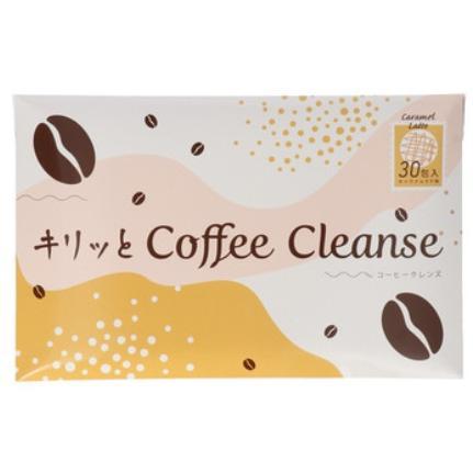 Dr.Coffee ドクターコーヒー キリッとコーヒークレンズ 30包入り コーヒー味 カフェラテ キャラメル サプリメント ダイエット サポート tornade-store 09