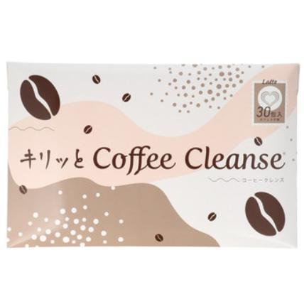 Dr.Coffee ドクターコーヒー キリッとコーヒークレンズ 30包入り コーヒー味 カフェラテ キャラメル サプリメント ダイエット サポート tornade-store 08