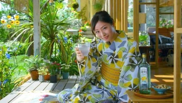 竺仙浴衣石原さとみ黄色浴衣おすすめ柄を販売