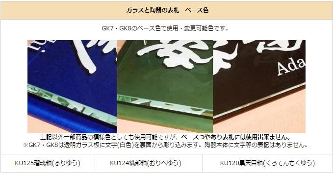 GKシリーズベース