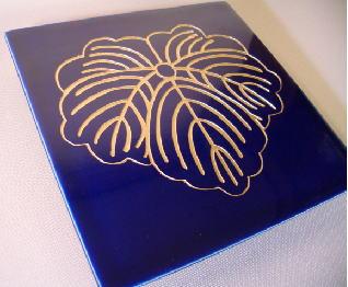 家紋陶板3