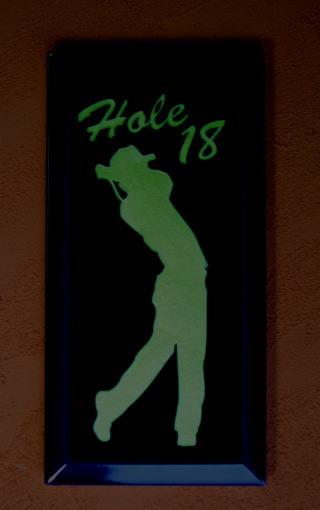 蓄光ゴルフ2