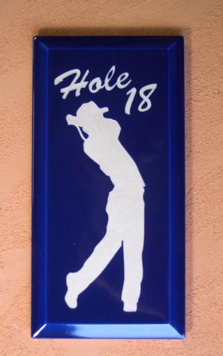 蓄光ゴルフ1