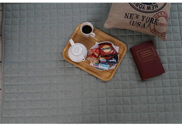 maison de reve メゾンドレーヴ キルトラグ スウェット 190×240cm  キルトラグ ラグ ラグマット 洗える 190×240 おしゃれ 滑り止め 床暖房 ホットカーペット キルティング