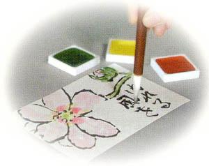 絵手紙イメージ