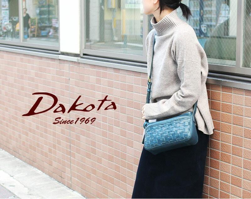 ダコタ dakota ショルダーバッグ ケベック 1033507