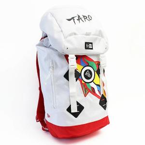 最大22%還元 ニューエラ バッグ リュックサック NEW ERA rucksack Taro Okamoto コラボ 35L  ラックサック メンズ レディース 岡本太郎  鯉のぼり 正規品|東西南北屋