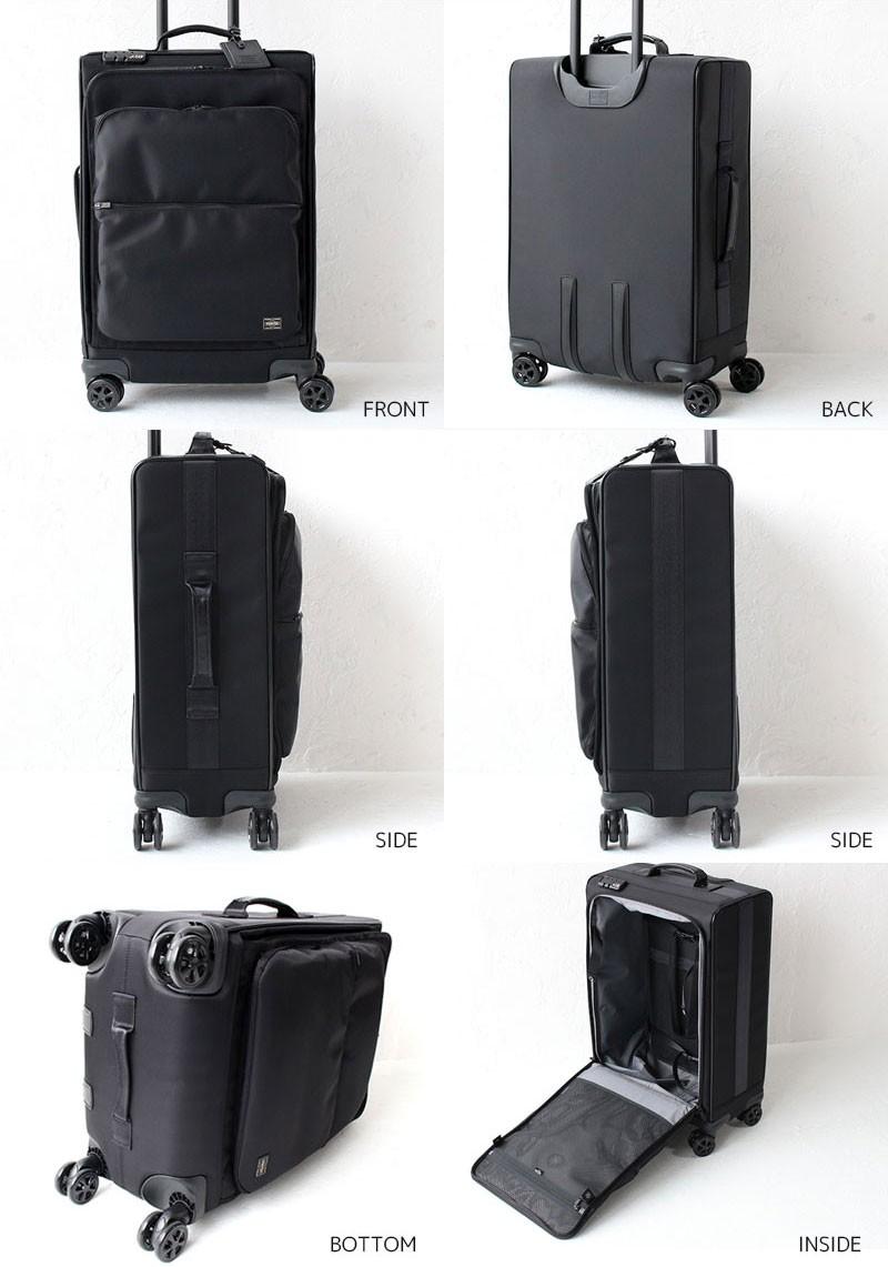 ポーター タイム スーツケース トロリーバッグ(L) 655-17869 ディティール01