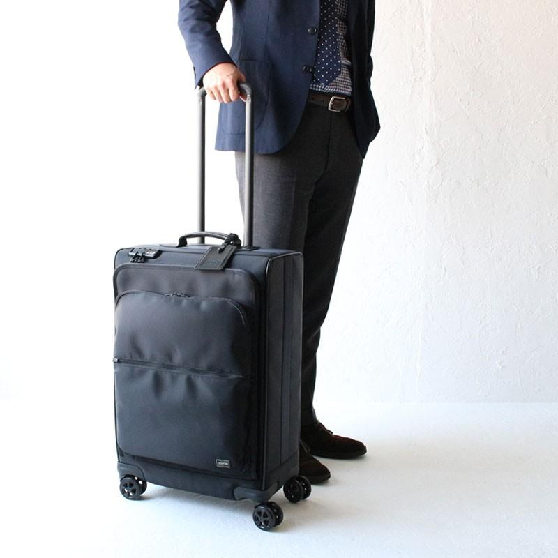 ポーター タイム スーツケース トロリーバッグ(L) 655-17869 モデル01