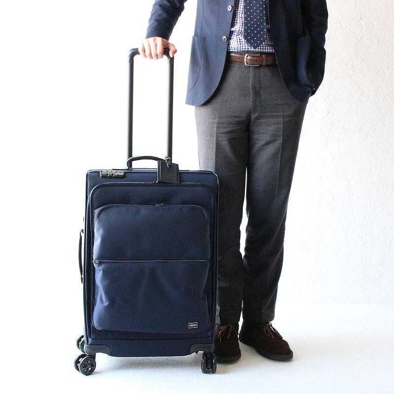 ポーター タイム スーツケース トロリーバッグ(L) 655-17869 モデル02