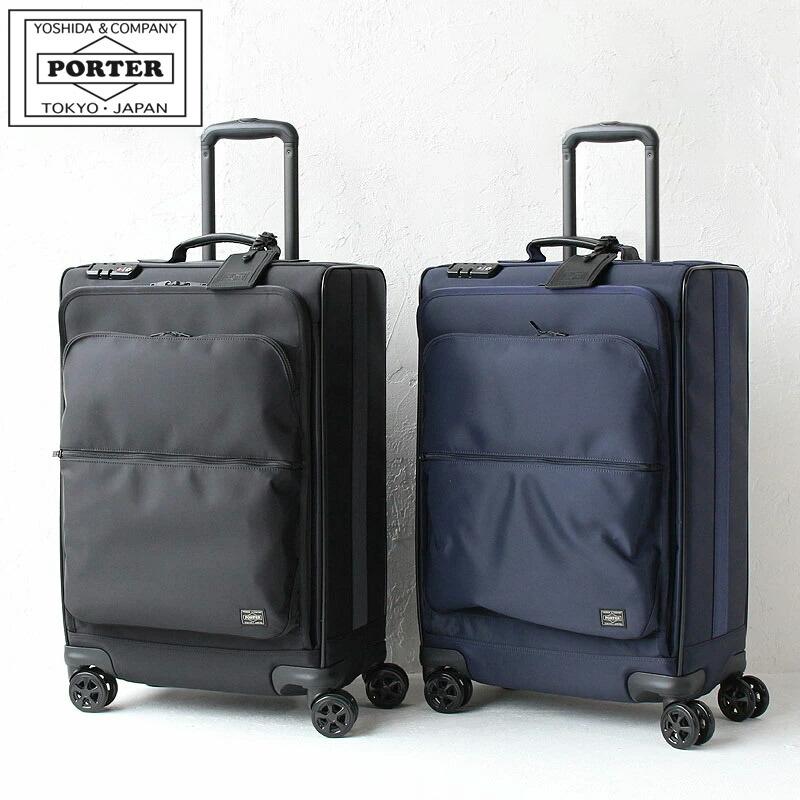 ポーター タイム スーツケース トロリーバッグ(L) 655-17869 イメージ01