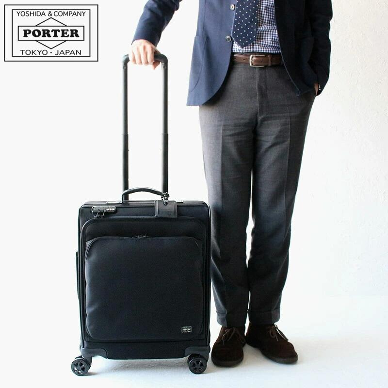 ポーター タイム スーツケース トロリーバッグ(M)はこちら
