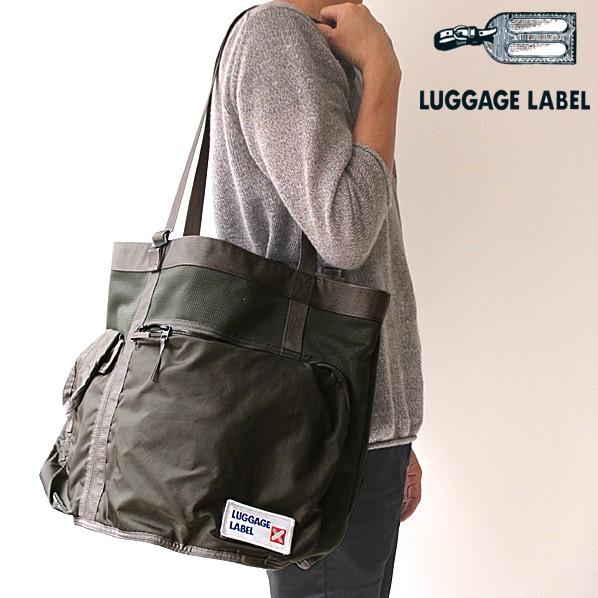 吉田カバン LUGGAGE LABEL CARGO  ラゲッジレーベル カーゴ トートバッグ 967-05719 TOP