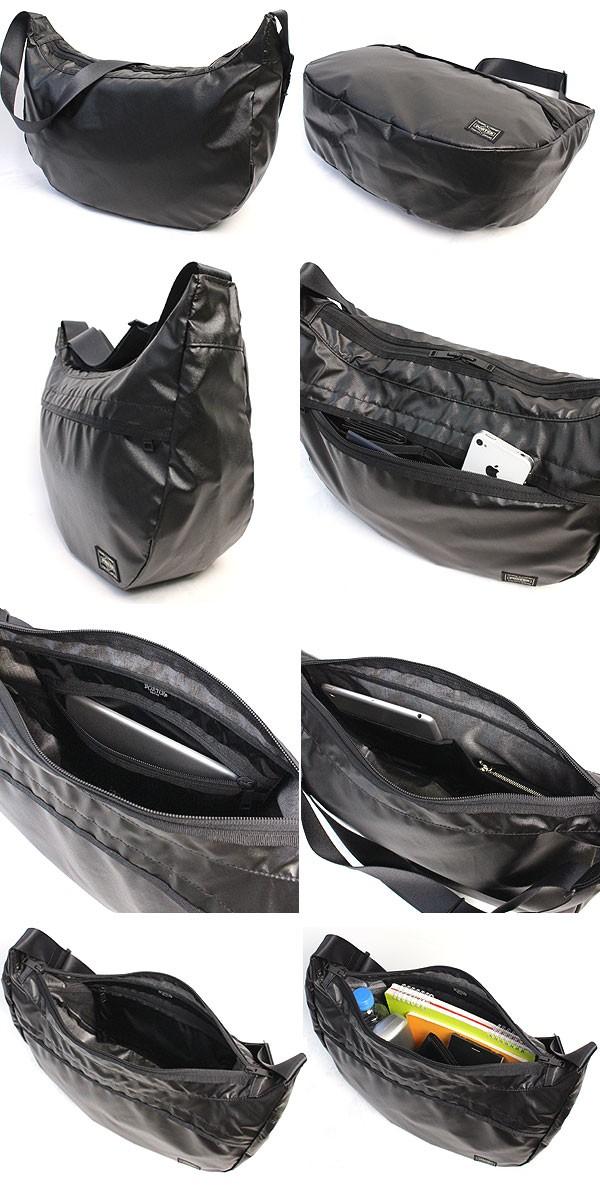 機能性に優れ使いやすいポーターのショルダーバッグ