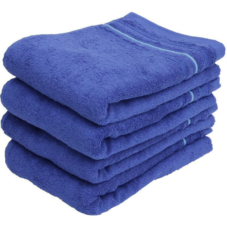 バスタオル 同色4枚セット イロイロットスマイルパーティーカラー 約60×120cm まとめ買い towelmall 07