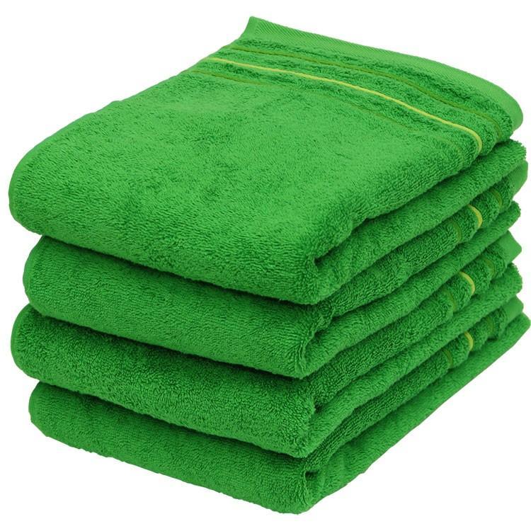 バスタオル 同色4枚セット イロイロットスマイルパーティーカラー 約60×120cm まとめ買い towelmall 09