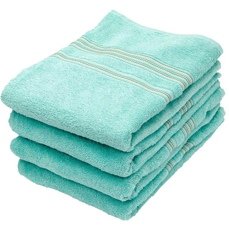 バスタオル 同色4枚セット みんなのオーガニック5 約60×120cm オーガニックコットン まとめ買い|towelmall|07