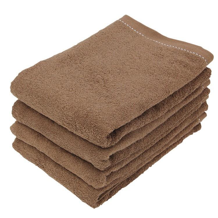 バスタオル 同色4枚セット オーガニックステッチ 約60×120cm オーガニックコットン まとめ買い towelmall 12