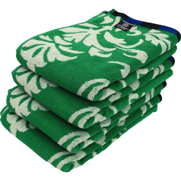 バスタオル 同色4枚セット アンティークデザインロゴ 約60×120cm まとめ買い towelmall 05