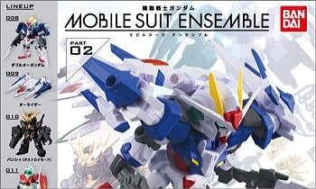 機動戦士ガンダム MOBILE SUIT ENSEMBLE 02