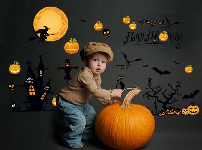 かぼちゃやおばけのアイテム勢ぞろい! 家中ハロウィン一色に!