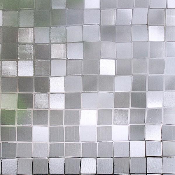 ガラスフィルム 窓 目隠し ブラインド 飛散防止 のり不要 激安 ガラス モザイク 花 植物|tradism|07