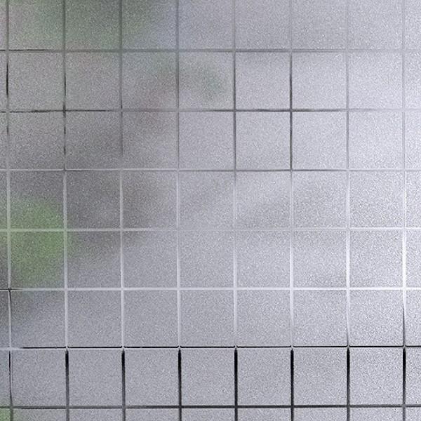 ガラスフィルム 窓 目隠し ブラインド 飛散防止 のり不要 激安 ガラス モザイク 花 植物|tradism|09