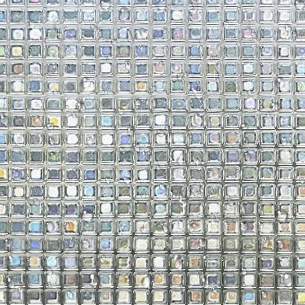 ガラスフィルム 窓 目隠し ブラインド 飛散防止 のり不要 激安 ガラス モザイク 花 植物|tradism|10