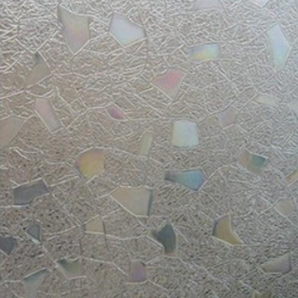 ガラスフィルム 窓 目隠し ブラインド 飛散防止 のり不要 激安 ガラス モザイク 花 植物|tradism|12